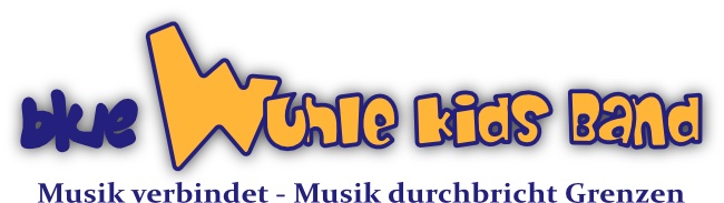 blue Wuhle Kids Band